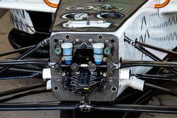 La monoposto di Loic Duval, Dragon Racing