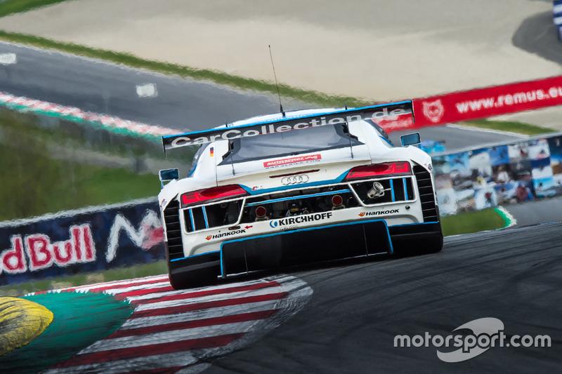 #34 Car Collection Motorsport Audi R8 LMS: Johannes Dr. Kirchhoff, Gustav Edelhoff, Elmar Grimm, Ingo Vogler