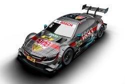 Robert Wickens, Mercedes-AMG Team HWA, Mercedes-AMG C63 DTM mit dem VfB Stuttgart Design