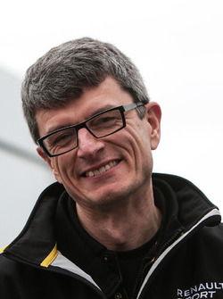 Chris Dyer, Renault Sport F1 Team Head of Vehicle Performance