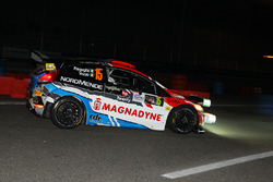 Джузеппе Фрегулья и Марко Воццо, Ford Fiesta RS WRC
