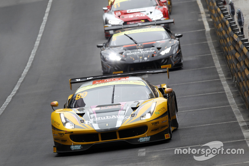 9. Hiroki Yoshimoto, HubAuto Racing, Ferrari 488 GT3