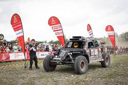 #347 Jeffries Dakar Rally: Tom Coronel, Tim Coronel