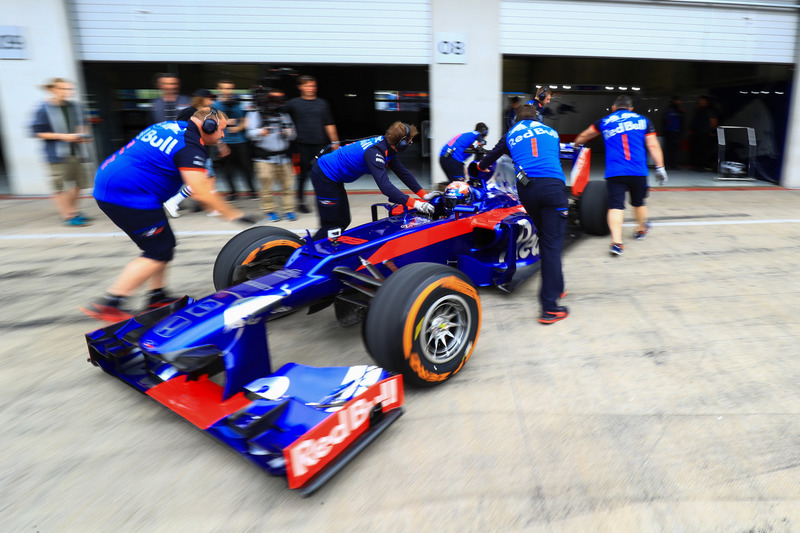 Marc Marquez mengetes mobil F1 di Red Bull Ring, Austria
