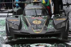 Переможці #5 Action Express Racing Cadillac DPi: Жоао Барбоза, Філіпе Альбукерк, Крістіан Фіттіпальд