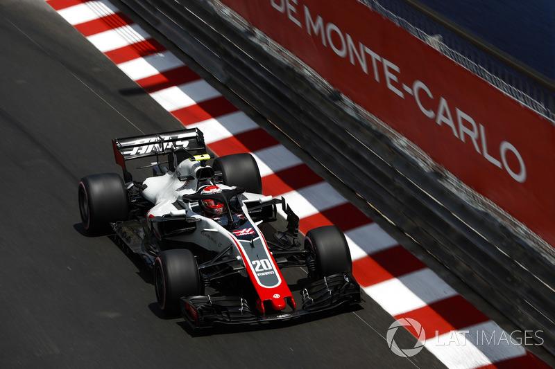 19. Kevin Magnussen, Haas F1 Team VF-18