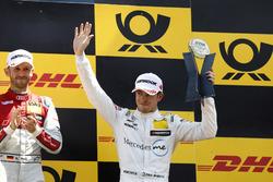 Podio: tercer puesto Gary Paffett, Mercedes-AMG Team HWA