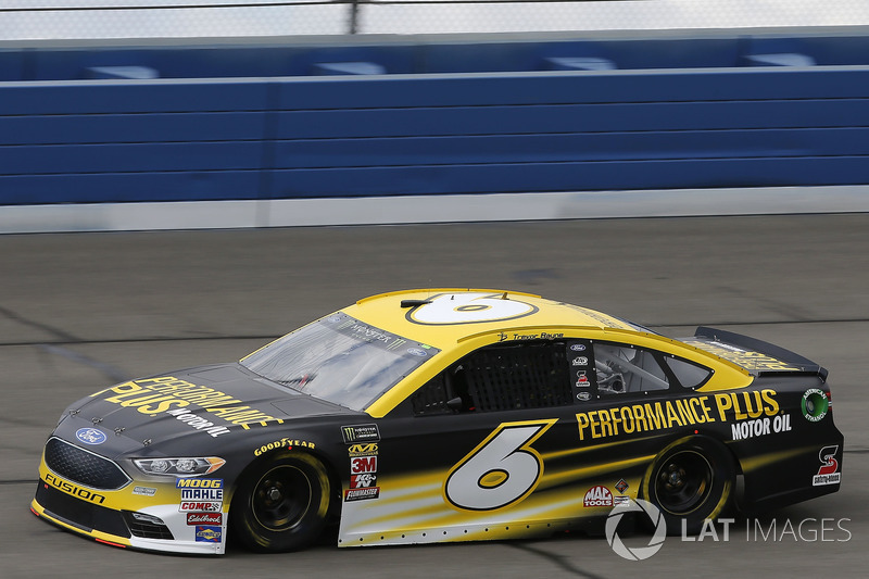 13. Trevor Bayne, No. 6 Roush Fenway Racing Ford Fusion