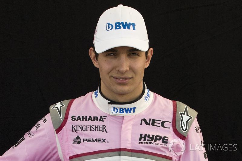 №31: Естебан Окон, Force India