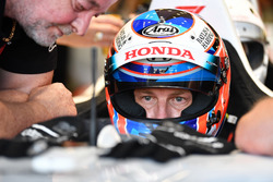 Paul Stoddart, and Jenson Button, F1 Experiences 2-Seater Driver