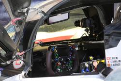 Vue détaillée du cockpit : #8 Toyota Gazoo Racing Toyota TS050