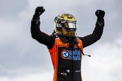 Le vainqueur Dorian Boccolacci, MP Motorsport