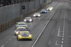 Hiroki Yoshimoto, HubAuto Racing, Porsche 911 GT3R