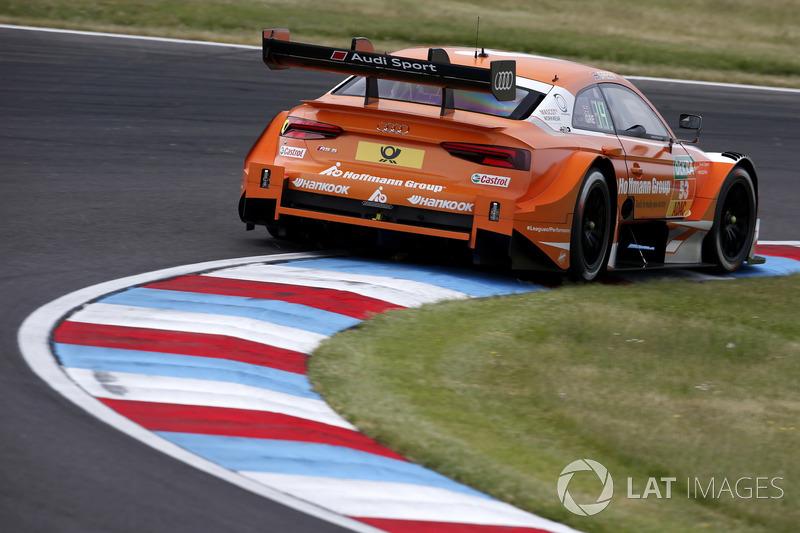 Ausfall: Jamie Green, Audi Sport Team Rosberg, Audi RS 5 DTM