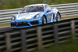 #65 Proom Racing Porsche Cayman GT4 Clubsport: Volker Wawer, Achim Wawer, Rob Thomson