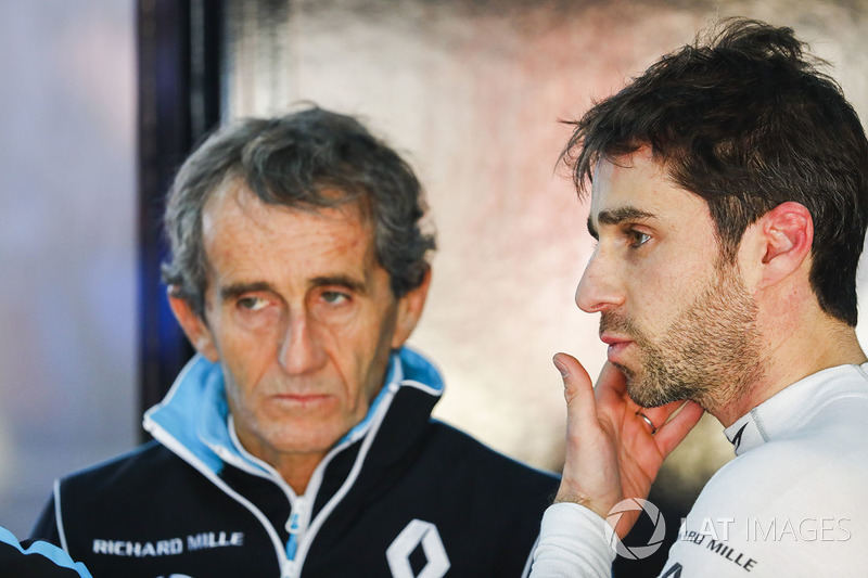 Nicolas Prost, Renault e.Dams, Alain Prost, Gerente de equipo Renault e.Dams