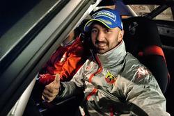 Andrea Nucita, Abarth 124 Rally