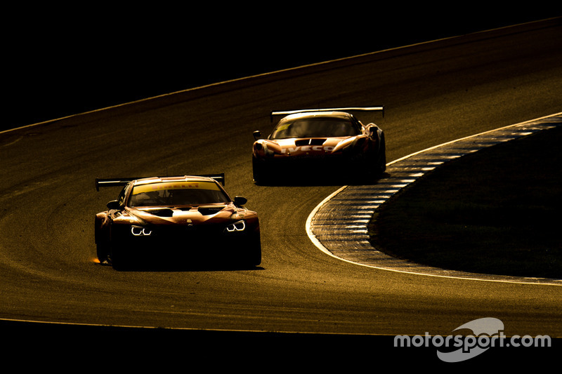 #90 MARC GT BMW M6 GT3: Morgan Haber, Bruno Spengler