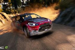 WRC 6 screenshot