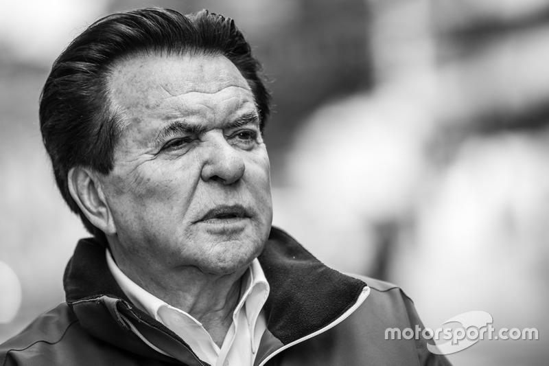 Audi Sport Team Joest: Райнхольд Йост