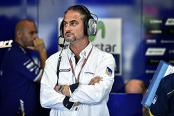 П'єро Тарамассо, керівник Two-Wheel Michelin Motorsport