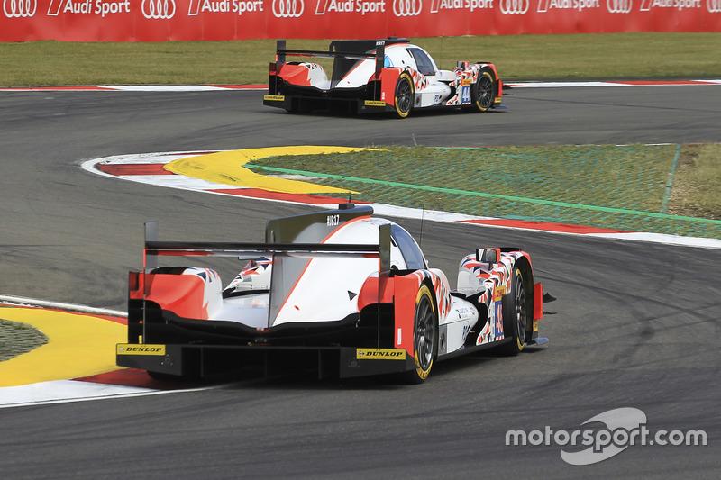 #45 Manor Oreca 05 - Nissan: Matthew Rao, Richard Bradley, Roberto Merhi