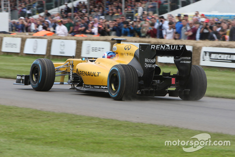 Jolyon Palmer, Renault Sport E20