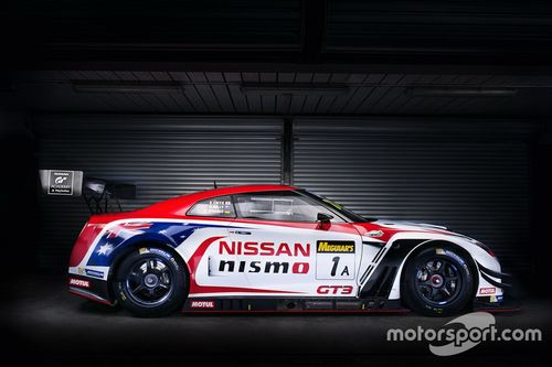 Presentación Nissan Motorsport