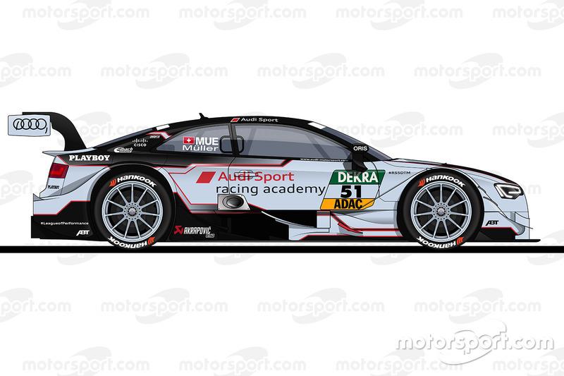 #51: Nico Müller, Abt-Audi