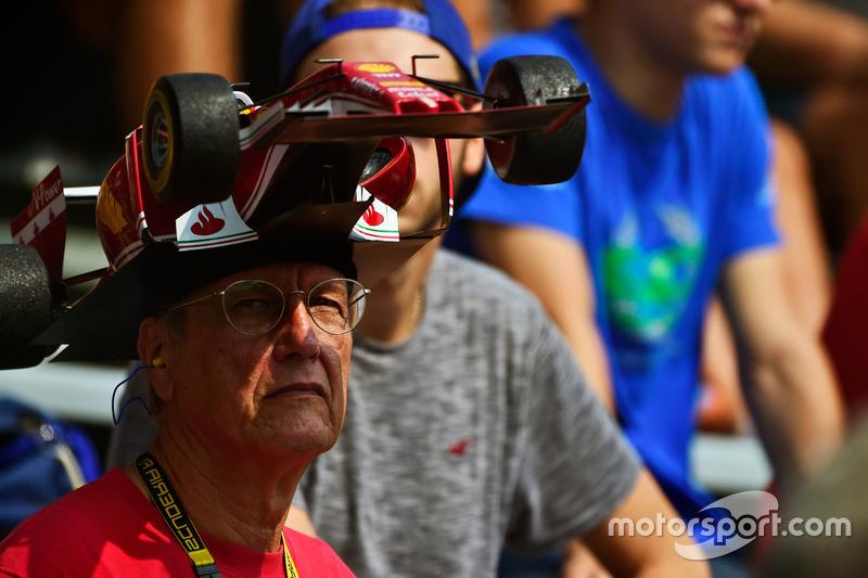 Ferrari fanı