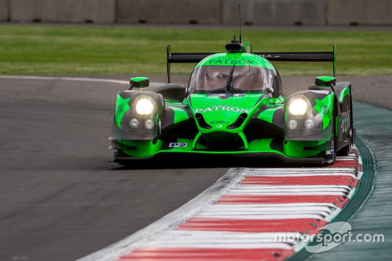 #31 Extreme Speed Motorsports Ligier JS P2 - Nissan: Ryan Dalziel, Pipo Derani, Christopher Cumming