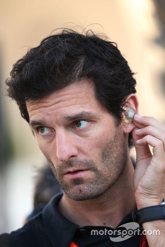 Mark Webber, Channel 4 F1
