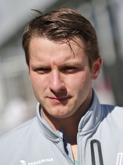 Jordan King, Manor Racing Development Driver