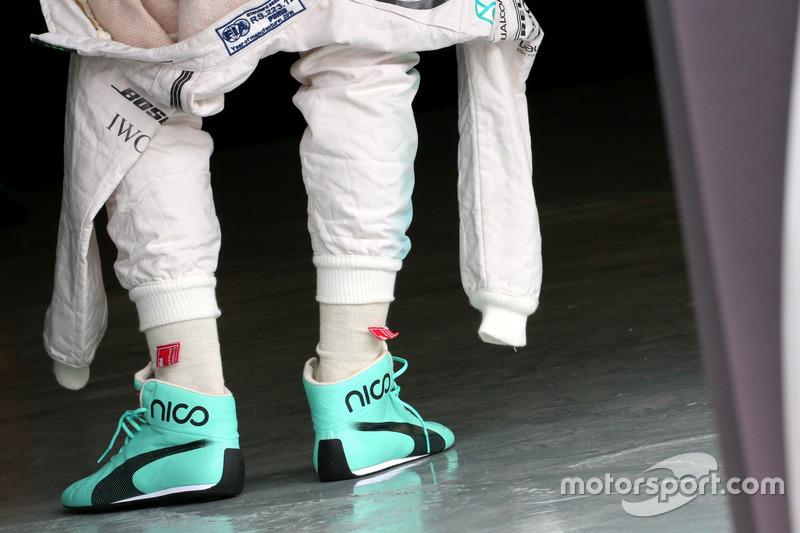 Nico Rosberg,, Mercedes AMG F1 Team