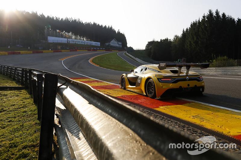 #16 Team Duqueine Renault RS01: Роберт Кубіца, Крістоф Хамон
