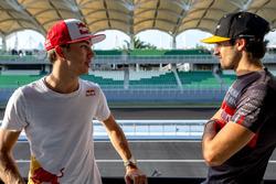 Pierre Gasly, PREMA Racing y Antonio Giovinazzi, PREMA Racing