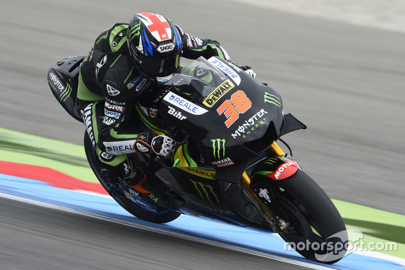 Bradley Smith, Tech 3 Yamaha