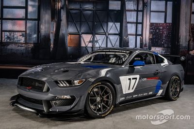 Ford Mustang GT4 revelación