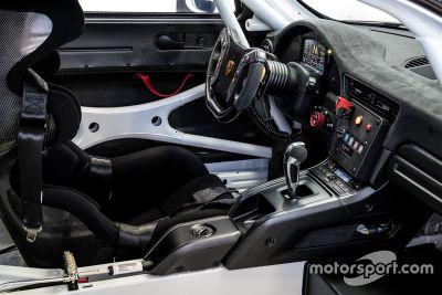 Presentazione Porsche 911 GT2 RS Clubsport