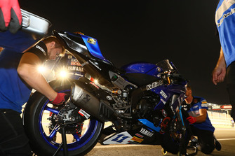Bike von Sandro Cortese, Kallio Racing