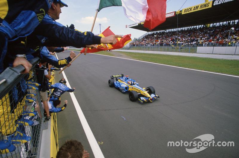 2005 - Gran Premio d'Europa (Nurburgring)