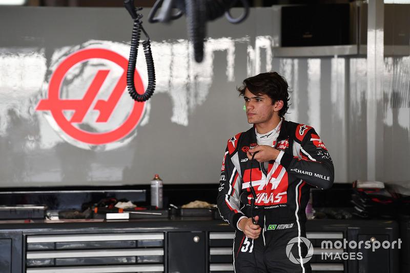 П'єтро Фіттіпальді, Haas F1 Team