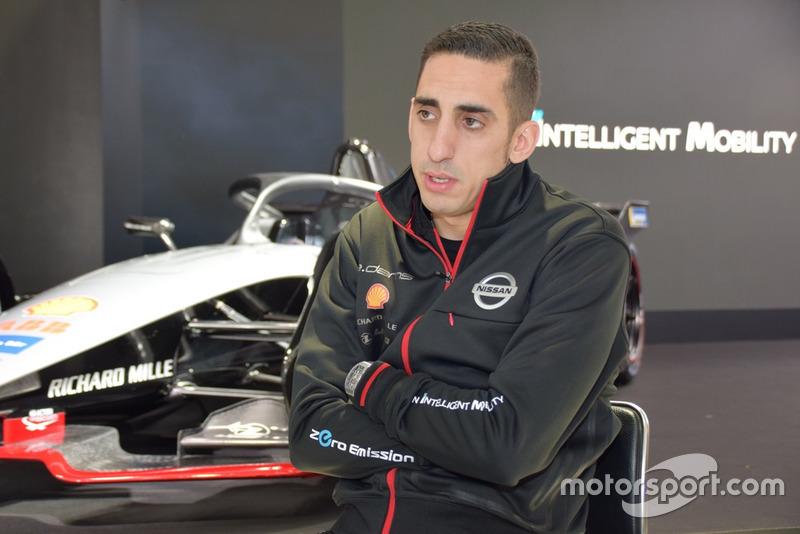 Sébastien Buemi (Suiza)