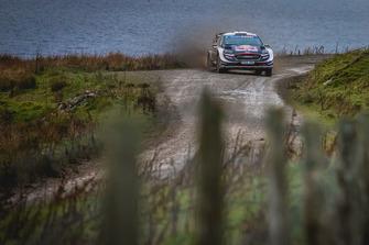 Teemu Suninen, Mikko Markkula, M-Sport Ford WRT Ford Fiesta WRC Nikos Katikis