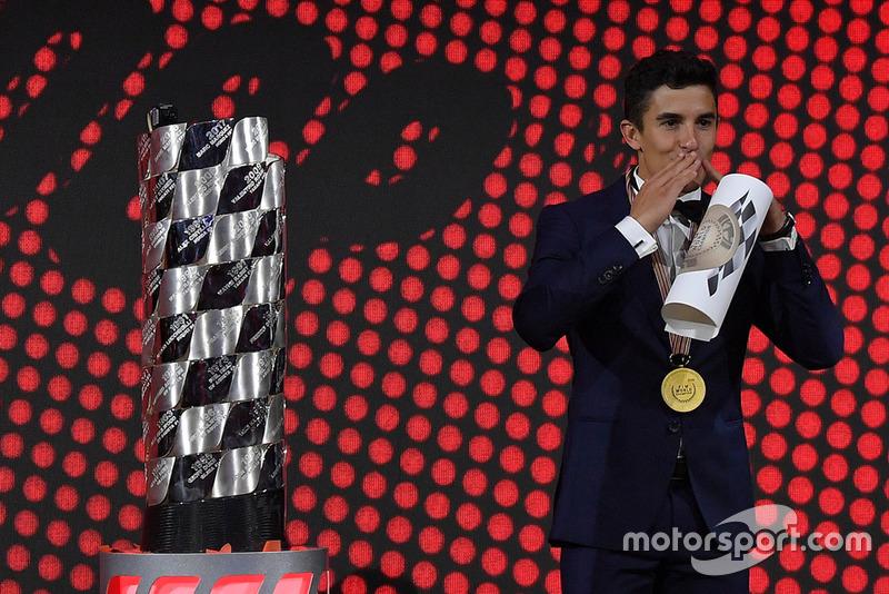 Marc Marquez, Repsol Honda Team, MotoGP World Champion 2018
