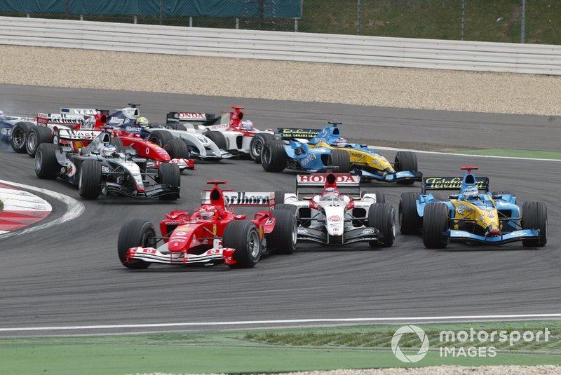 2004 欧洲大奖赛
