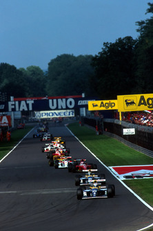 Alain Prost, Williams lider