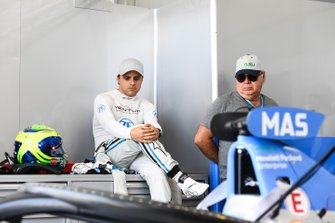 Felipe Massa, Venturi Formula E with his father