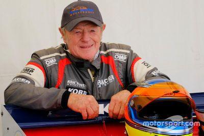 Ken Smith au GP de Nouvelle-Zélande