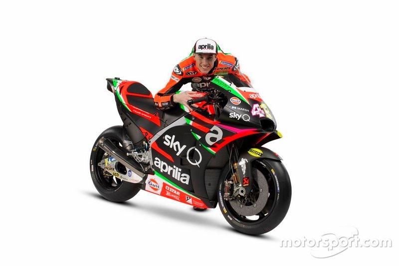 Aleix Espagaro, Aprilia Racing Team Gresini